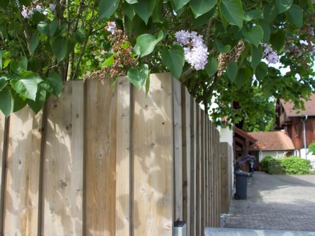Gartenzaun für Zuhause in Aying von Forstner & Brandt